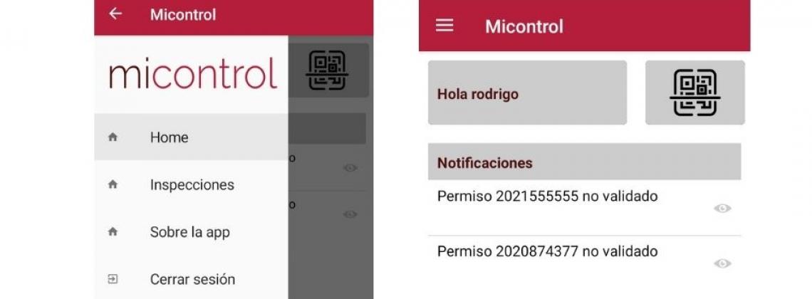 App Micontrol